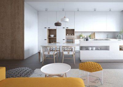 Projekt Mieszkania │ Katowice