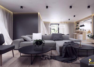 Projekt domu │Szczerbice