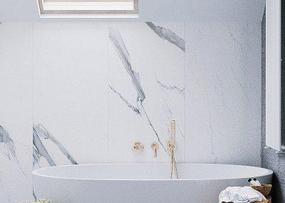 Projekt łazienki │ Gliwice